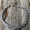 Silver Tennis Bracelet – lobster clasp with sparkling Cubic Zirconia Stones – Naia