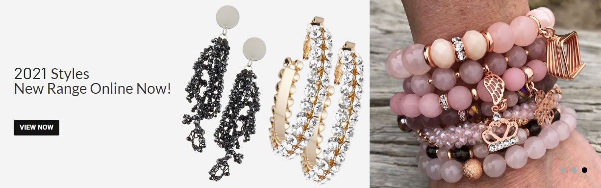Clip-on Earrings & Bracelets - New Styles